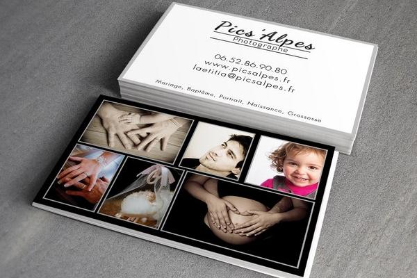 Cartes De Visite Photographe