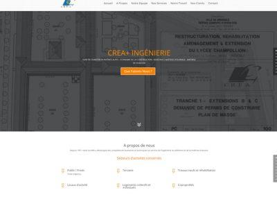 Création site internet Créa +