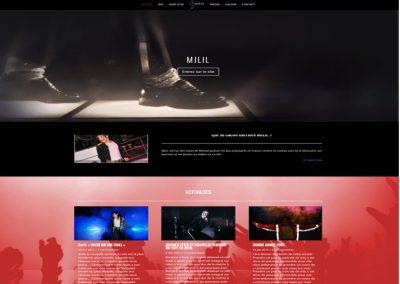 MjLil Site Internet