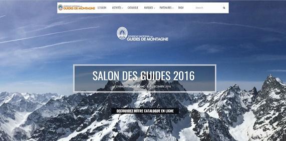 Salon des guides de Hautes Montagne